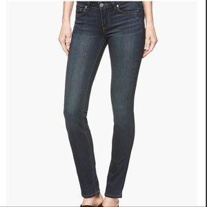 Paige Skyline Skinny Twilight Dark Wash Jeans 32